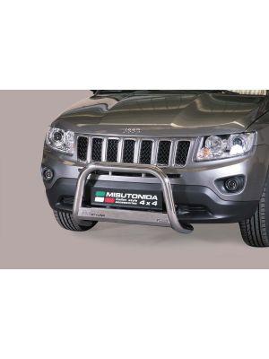 Pushbar | Jeep | Compass 11-13 5d suv. / Compass 13-16 5d suv. | RVS CE-keur
