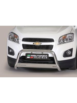 Pushbar | Chevrolet | Trax 13-14 5d sta. | RVS CE-keur