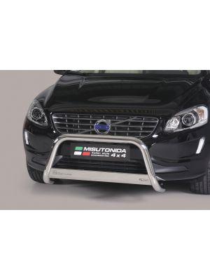 Pushbar | Volvo | XC60 13-17 5d suv. | RVS CE-keur