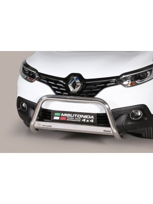 Pushbar | Renault | Kadjar 15- 5d mpv. | RVS CE-keur