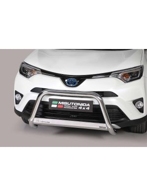 Pushbar | Toyota | RAV4 16-18 5d suv. | RVS CE-keur