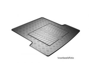 Kofferbakmat rubber | Renault Megane III break 2008-2014 | Gledring