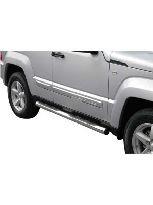Side Bars | Jeep | Cherokee 08-11 5d suv. | RVS