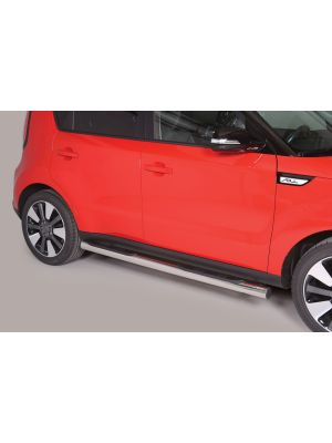 Side Bars | Kia | Soul 14- 5d hat. | RVS