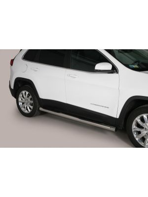 Side Bars | Jeep | Cherokee 14- 5d suv. | RVS