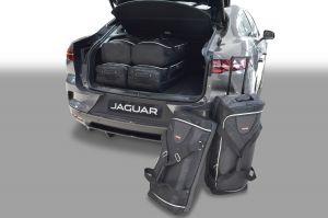 Jaguar I-Pace 2018-heden Car-Bags reistassenset