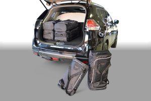 Reistassen set | Nissan X-Trail 2013- | Car-Bags