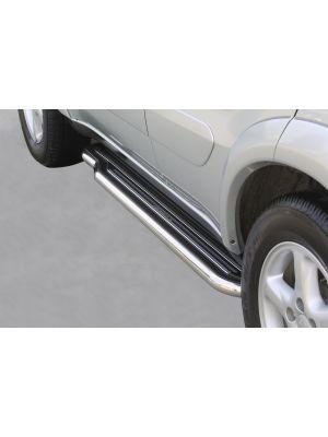 Side Bars | Toyota | RAV4 00-03 5d suv. / RAV4 03-06 5d suv. | RVS