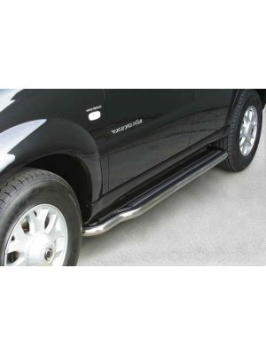 Side Bars | Ssangyong | Rexton 02-06 5d suv. | RVS