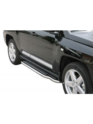 Side Bars | Jeep | Compass 06-11 5d suv. | RVS