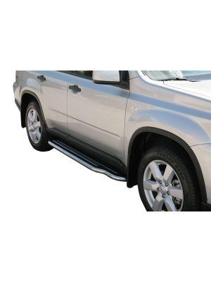 Side Bars   Nissan   X-Trail 07-10 5d suv.   RVS