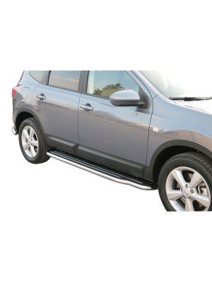 Side Bars   Nissan   Qashqai 08-10 5d suv. / Qashqai 10-14 5d suv.   RVS