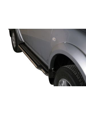 Side Bars | Mitsubishi | L200 12-15 4d pic. | D.C. | RVS