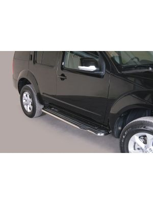 Side Bars   Nissan   Pathfinder 10-14 5d suv.   RVS