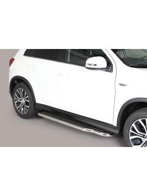 Side Bars | Mitsubishi | ASX 10-12 5d suv. / ASX 12-16 5d suv. / ASX 16-18 5d suv. / ASX 18- 5d suv. | RVS