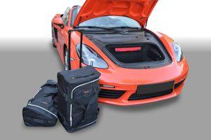 Reistassen set | Porsche Cayman / boxster 718 2016- | Car-Bags