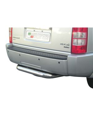 Rear Bar | Dodge | Nitro 07-10 5d suv. | RVS