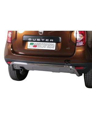 Rear Bar | Dacia | Duster 10-14 5d suv. / Duster 14-18 5d suv. | RVS