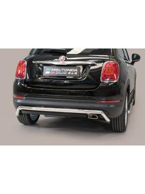 Rear Bar | Fiat | 500X 15- 5d suv. | RVS