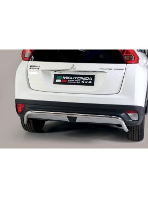 Rear Bar | Mitsubishi | Eclipse Cross 17- 5d suv. | RVS