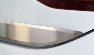 Achterklep sierlijst | Mercedes-Benz GLA-Klasse 2013- | RVS