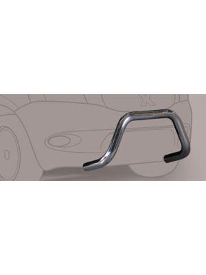Pushbar | Toyota | RAV4 03-06 3d suv. / RAV4 03-06 5d suv. | rvs zilver Super Bar RVS