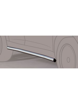 Side Bars | Daihatsu | Terios 00-06 5d suv. / Terios 97-00 5d suv. | RVS