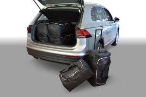 Reistassen set   Volkswagen Tiguan 2015-   diepe laadvloer   Car-Bags