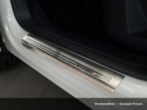 Instaplijsten | Mitsubishi Outlander III 2012- | RVS | 4-delig