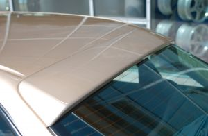 Achterraamspoiler | Audi 80 Sedan B3/B4 1986-1994 | stuk abs | Rieger Tuning