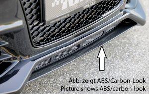 Spoilerzwaard | Audi A5 Cabrio / Coupé / Sportback B8 incl. S-Line/S5 2011-2016 | stuk abs | Rieger Tuning