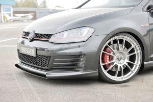 Rieger spoilerlip | VW Golf 7 VII GTI/ GTD 2013-2017 | ABS