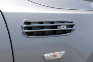 BMW spatbordrooster M5 | 3er E90  5er E60  3er E46  5er E39  3er E36  5er E34  3er E30 | set  | Rieger Tuning