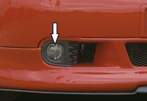 Mistlampen (set), orig. Audi A3 (8L)