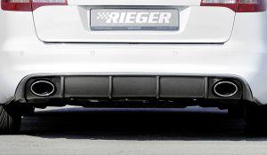 Rieger uitlaat sierstukken (set) Type 44 |  | set rvs | Rieger Tuning