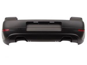 Achterbumper | Golf 5 R32-Look | Volkswagen Golf IV | 1997-2003 | ABS Kunststof