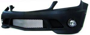 voorbumper W204 met mistlampen AMG styling