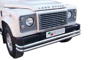 Front bar Land Rover Defender 110   plat