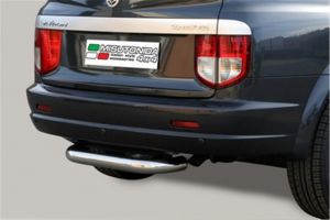Rear bar Ssangyong Kyron 76mm 2006-2007