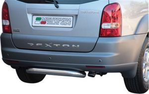 Rear bar Ssangyong Rexton 76 mm 2004-2006