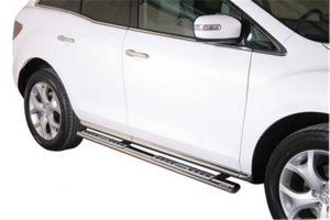 Side Steps / Sidebars   Mazda CX-7 2010-   RVS
