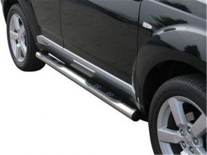 Side Steps / Sidebars | Mitsubishi Outlander 2007-2009 | RVS