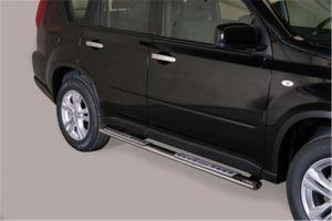 Side Steps / Sidebars | Nissan X-Trail 2011- | RVS