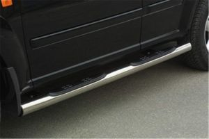 Side Steps / Sidebars | Nissan X-Trail 2.0 petrol-2.2 TD 2001-2003 / 2004-2007 | RVS