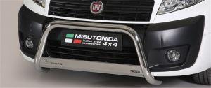 Pushbar / Bullbar | Fiat Scudo (SWB & LWB) 2006- | RVS