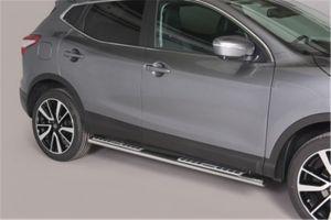 Side Steps / Sidebars | Nissan Qashqai 2014- | RVS