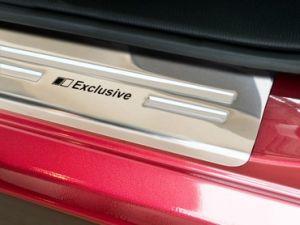 Instaplijsten | Mazda 6 2012- (sedan station) / Mazda 3 2012- (hatchback) | 4-delig