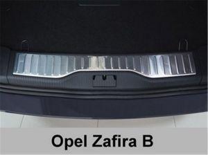Laadruimtebeschermer | Opel Zafira B 2010- | profiled | RVS
