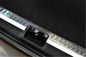 Laadruimtebeschermer | Skoda Yeti 2009- | profiled | RVS