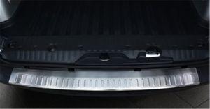Achterbumperbeschermer | Mercedes Benz Citan 2014- | RVS